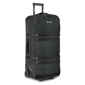pacsafe パックセーフ Pacsafe ツアーセーフ EXP34 ブラック 12970138 キャリーバッグ スーツケース ファッション レディースファッション|od-yamakei