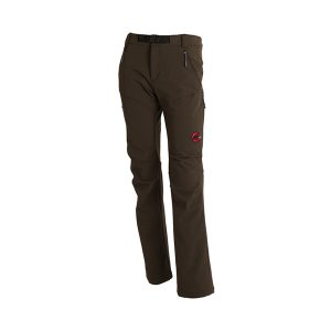 Mammut マムート SOFtech TREKKERS Pants Women/4960khaki...