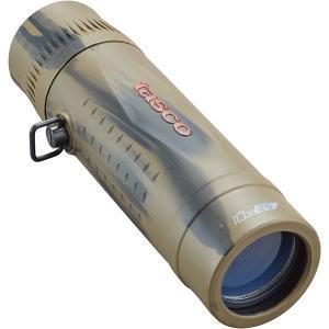 TASCO タスコ ESSENTIALS R-Mono 10x25 Camo 12627 カモフラージュ アウトドア 釣り 旅行用品 キャンプ 登山 双眼鏡・単眼鏡 単眼鏡 アウトドアギア od-yamakei
