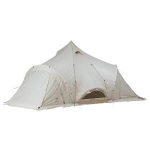 snow peak スノーピーク スピアヘッド Pro.M TP-455 ホワイト 六人用(6人用) キャンプ大型シェルタータープ アウトドア 釣り 旅行用品 キャンプ|od-yamakei