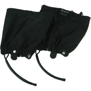 ISUKA イスカ ウェザーテック ショートスパッツ/ブラック 247201 レインウエア ファッション メンズファッション 財布 ファッション小物 雨具|od-yamakei