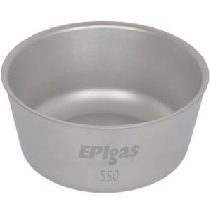 EPI イーピーアイ ダブルウォールチタンボウル550 T-8211 鉢 ボウル キッチン 日用品 文具 テーブルウェア テーブルウェア(ボール) アウトドアギア|od-yamakei