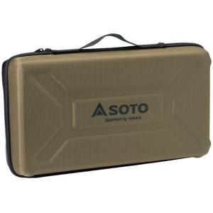 SOTO ソト 新富士バーナー GRID ハードケース ST-5261 JANコード:4953571...