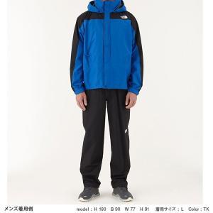 THE NORTH FACE ザ・ノースフェイス RAINTEX PLASMA/HK(Hレッド)L NP11700 男性用 レッド レインウエア ファッション メンズファッション 財布 雨具|od-yamakei|02