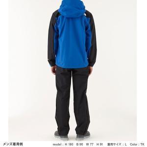 THE NORTH FACE ザ・ノースフェイス RAINTEX PLASMA/HK(Hレッド)L NP11700 男性用 レッド レインウエア ファッション メンズファッション 財布 雨具|od-yamakei|04