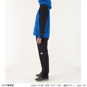 THE NORTH FACE ザ・ノースフェイス RAINTEX PLASMA/HK(Hレッド)M NP11700 男性用 レッド レインウエア ファッション メンズファッション 財布 雨具|od-yamakei|03