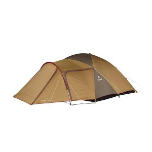 snow peak スノーピーク アメニティドームL SDE-003RH ブラウン 六人用(6人用) ドーム型テント アウトドア 釣り 旅行用品 キャンプ キャンプ用テント|od-yamakei