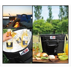 AO Coolers エーオークーラー 48 パック キャンバス ソフトクーラー/チャコール AO48CH グレー クーラーバッグ 保冷バッグ アウトドア 釣り 旅行用品|od-yamakei|05