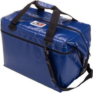 AO Coolers エーオークーラー 48パック ソフトクーラー/ブルー AOFI48RB クーラーバッグ 保冷バッグ アウトドア 釣り 旅行用品 ソフトクーラー od-yamakei