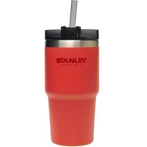 STANLEY スタンレー 真空クエンチャー0.59L/マットレッド 02662-060 アウトドア用マグカップ コップ アウトドア 釣り 旅行用品 アウトドアギア|od-yamakei