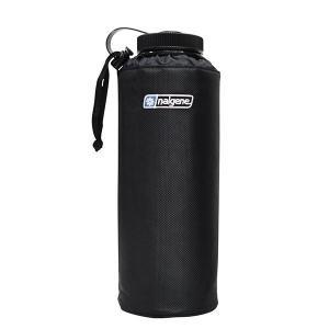 NALGENE ナルゲン 広口1.5L HDケースBK 92245 ブラック 水筒 アウトドア 釣り 旅行用品 キャンプ 水筒・ボトル用アクセサリーパーツ アウトドアギア|od-yamakei