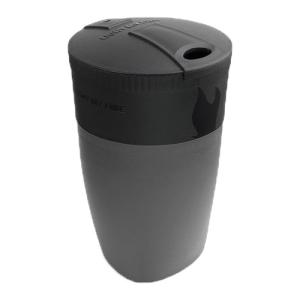 LIGHT MY FIRE ライトマイファイヤー パックアップカップ Black 26267 ブラック アウトドア用マグカップ コップ アウトドア 釣り 旅行用品|od-yamakei