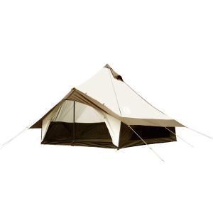 ogawa campal 小川キャンパル グロッケ12T/C/5-6人用 2785 ドーム型テント アウトドア 釣り 旅行用品 キャンプ キャンプ用テント キャンプ6|od-yamakei