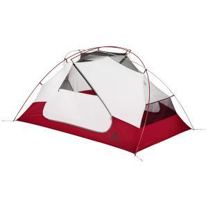 MSR エムエスアール エリクサー2 37411 レッド 二人用(2人用) アウトドア ツーリングテント 釣り 旅行用品 ツーリング用テント ツーリング用テント|od-yamakei