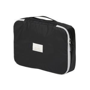 GREGORY グレゴリー パッキングキューブLTM/ブラック 103854 旅行かばん備品 小物 アウトドア 釣り 旅行用品 旅行用品 ポーチ 小物バッグ|od-yamakei