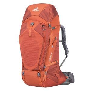 GREGORY グレゴリー バルトロ80/フェラスオレンジ/L 91611 オレンジ バックパック ザック アウトドア 釣り 旅行用品 トレッキングパック トレッキング70|od-yamakei