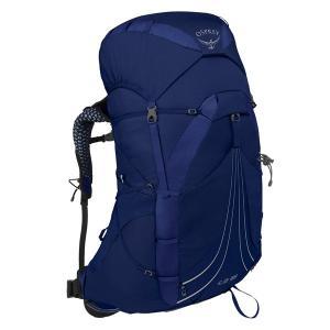 OSPREY オスプレー エイジャ 48/イクイノックスブルー/S OS50336 女性用 ブルー バックパック ザック アウトドア 釣り 旅行用品 トレッキングパック|od-yamakei