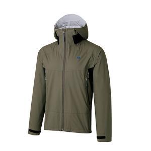 finetrack ファイントラック MENSエバーブレスバリオジャケット/OD/XL FAM0231 男性用 ブラウン ジャケット アウトドア 釣り 旅行用品 キャンプ|od-yamakei