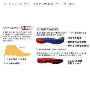 ASOLO アゾロ AS.ニュークリオン WS/GP/CB/K5.5 1829680 女性用 グレー トレッキング アウトドアシューズ ファッション レディースファッション od-yamakei 02