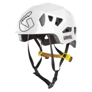 Grivel グリベル グリベル ステルス HS ヘルメット/ホワイト GV-HESTEH 男女兼用 イエロー アウトドアヘルメット アウトドア 釣り 旅行用品 キャンプ od-yamakei