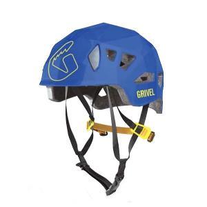 Grivel グリベル グリベル ステルス HS ヘルメット/コバルトブルー GV-HESTEH 男女兼用 イエロー アウトドアヘルメット アウトドア 釣り 旅行用品|od-yamakei