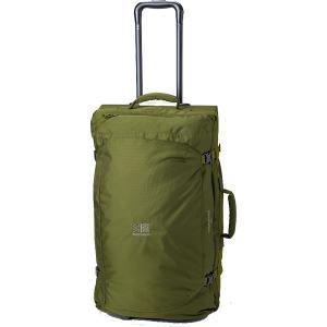 karrimor カリマー クラムシェル 40/オリーブ 56071 560 カーキ キャリーバッグ スーツケース ファッション レディースファッション レディースバッグ|od-yamakei