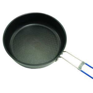 EVERNEW エバニュー Ultra Light パン#18 ECA147 ブラック フライパン キッチン 日用品 文具 台所用品 フライパンアルミ アウトドアギア|od-yamakei