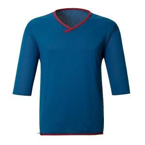 AXESQUIN アクシーズクイン ウロコシャツ/テツコン/L AS1747 アウトドアウェア シャツ ポロシャツ アウトドア 釣り 旅行用品 半袖Tシャツ|od-yamakei