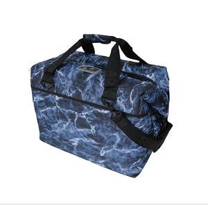 AO Coolers エーオークーラー 48パックキャンパスソフトクーラー AOELBF48 ブルー クーラーバッグ 保冷バッグ アウトドア 釣り 旅行用品 od-yamakei