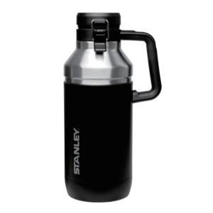 STANLEY スタンレー ゴーシリーズ 真空グロウラー1.9L/ブラック 06688-003 水筒...