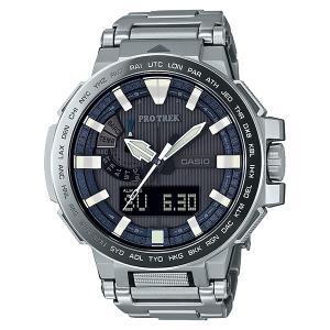 CASIO カシオ プロトレック マナスル チタン PRX-8000GT-7JF PRX-8000GT-7J 腕時計 ファッション アクセサリー メンズ腕時計 高機能ウォッチ|od-yamakei