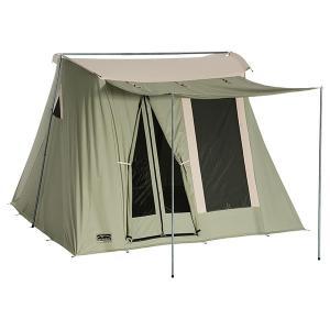 Kirkhams カーカムス) ハイラインスプリングバーテント6 19860022 グレー ドーム型テント アウトドア 釣り 旅行用品 キャンプ キャンプ用テント|od-yamakei