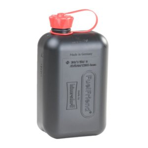hunersdorff ヒューナースドルフ Fuel Friend 2L black 815710 ブラック アウトドア 釣り 旅行用品 キャンプ 登山 燃料タンク 燃料タンク アウトドアギア|od-yamakei