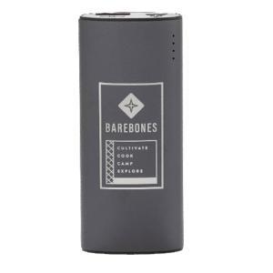 Barebones Living ベアーボーンズリビング BBLポータブルチャージャー 20230008 グレー 電池充電器 家電 電池 充電池 アウトドア用電化製品 周辺機器|od-yamakei