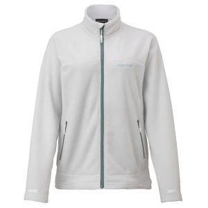 Marmot マーモット WSPOLARTECMICROJA/GL/L TOWMJL40 女性用 グレー フリースジャケット ファッション レディースファッション フリースジャケット女性用|od-yamakei