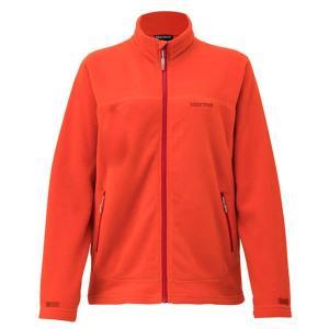 Marmot マーモット WSPOLARTECMICROJA/BOR/L TOWMJL40 女性用 オレンジ フリースジャケット ファッション レディースファッション アウトドアウェア|od-yamakei