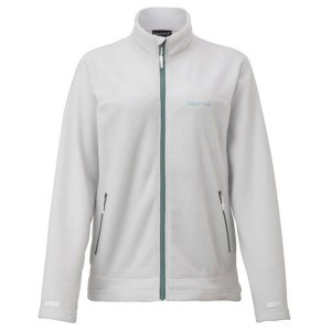 Marmot マーモット WSPOLARTECMICROJA/GL/M TOWMJL40 女性用 グレー フリースジャケット ファッション レディースファッション フリースジャケット女性用|od-yamakei