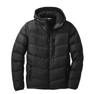 Outdoor Research アウトドアリサーチ ORMensTranscendentDownHoody/black/S 19842023 男性用 ブラック ジャケット アウトドア 釣り 旅行用品 キャンプ|od-yamakei