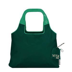 ChicoBag チコバッグ チコバッグ VITA rePETe ゼン 19430002 グリーン エコ 折りたたみバッグ ファッション レディースファッション レディースバッグ|od-yamakei