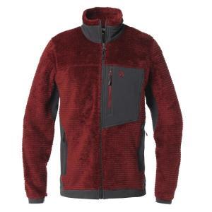Mountain Hardwear マウンテンハードウェア MONKEYMANFLEE/602/M OM7995 男性用 レッド フリース アウトドア 釣り 旅行用品 キャンプ フリースジャケット|od-yamakei