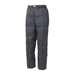 NANGA ナンガ オーロラダウンパンツ/BLK/M AUR-PT102 男性用 ブラック パンツ ズボン アウトドア 釣り 旅行用品 ダウンパンツ ダウンパンツ男性用|od-yamakei