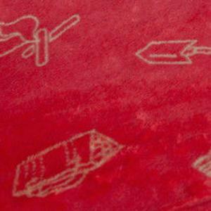 Oregonian Camper オレゴニアンキャンパー Fire Proof マイクロフリースブランケットS ギアレッド OCFP-803 毛布 ブランケット アウトドア 釣り|od-yamakei