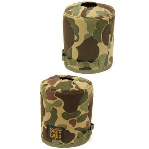 Soto Labo ソトラボ Gas cartridge wear Hunter Camo/OD500 GCW-500-HC カモフラージュ アウトドア 釣り 旅行用品 キャンプ 登山 ガス ケース|od-yamakei