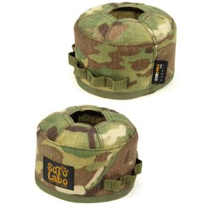 Soto Labo ソトラボ Gas cartridge wear Multicam/OD250 GCW-250-MC カモフラージュ アウトドア 釣り 旅行用品 キャンプ 登山 ガス ケース|od-yamakei