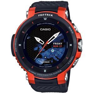 CASIO カシオ PROTREK SMART/WSD-F30-RG/オレンジ WSD-F30-RG...