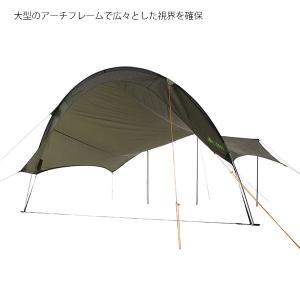 OUTDOOR LOGOS ロゴス neos AKUBIタープ‐AI 71805058 アウトドア 釣り 旅行用品 キャンプ 登山 アーチタープ アーチタープ アウトドアギア|od-yamakei|02