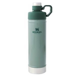 STANLEY スタンレー クラシック真空ウォーターボトル 0.75L/グリーン 02286-046...