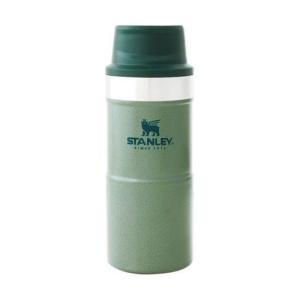 STANLEY スタンレー クラシック真空ワンハンドマグ2 0.35L/グリーン 06440-022...