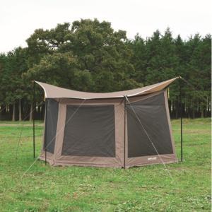 UNIFLAME ユニフレーム REVOメッシュウォール2(M)TAN 681893 ブラウン アウトドア 釣り 旅行用品 キャンプ 登山 メッシュテント メッシュテント|od-yamakei