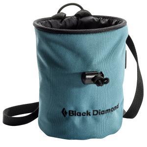Black Diamond ブラックダイヤモンド モジョ/カスピアン/S/M BD14230018004 ブルー クライミングチョーク アウトドア 釣り 旅行用品 キャンプ|od-yamakei
